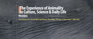 The Experience of Animality in Culture, Science & Daily Life - AnimalStudies.pl