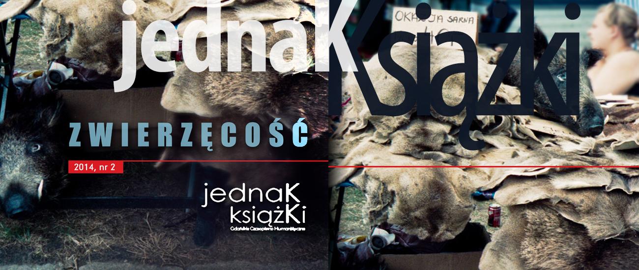 Jednak książki - Zwierzęcość - AnimalStudies.pl
