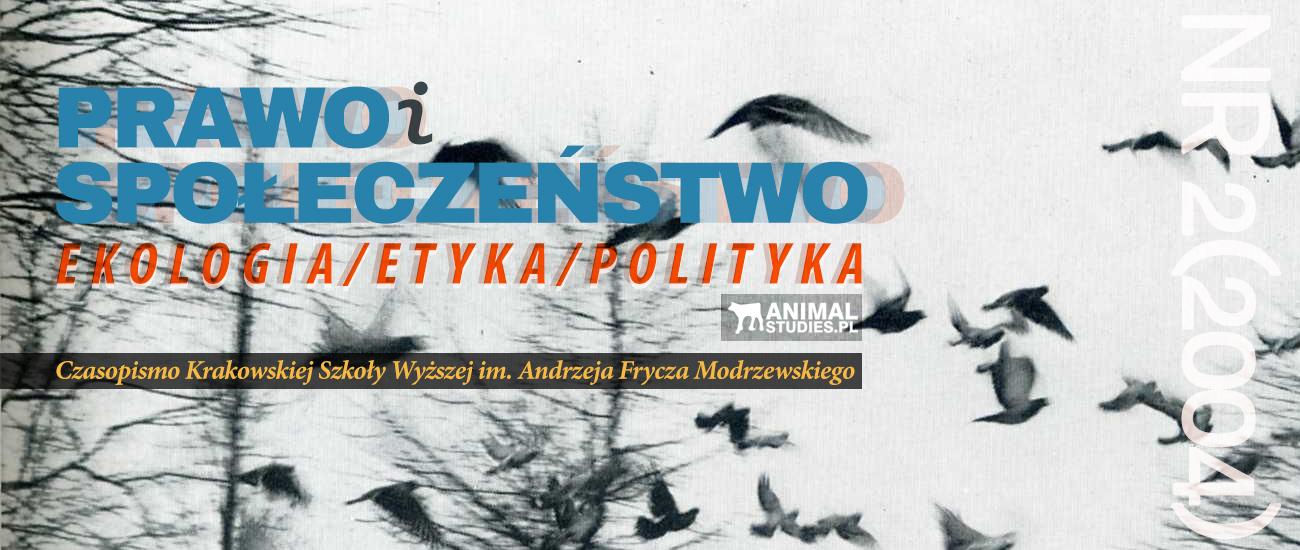 Prawo i społeczeństwo - AnimalStudies.pl