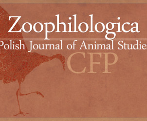 Zoophilologica. Polish Journal of Animal Studies - AnimalStudies.pl