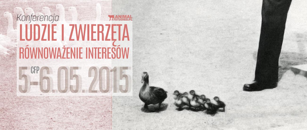 CFP: Ludzie i zwierzęta: równoważenie interesów - Konferencja na UW - AnimalStudies.pl