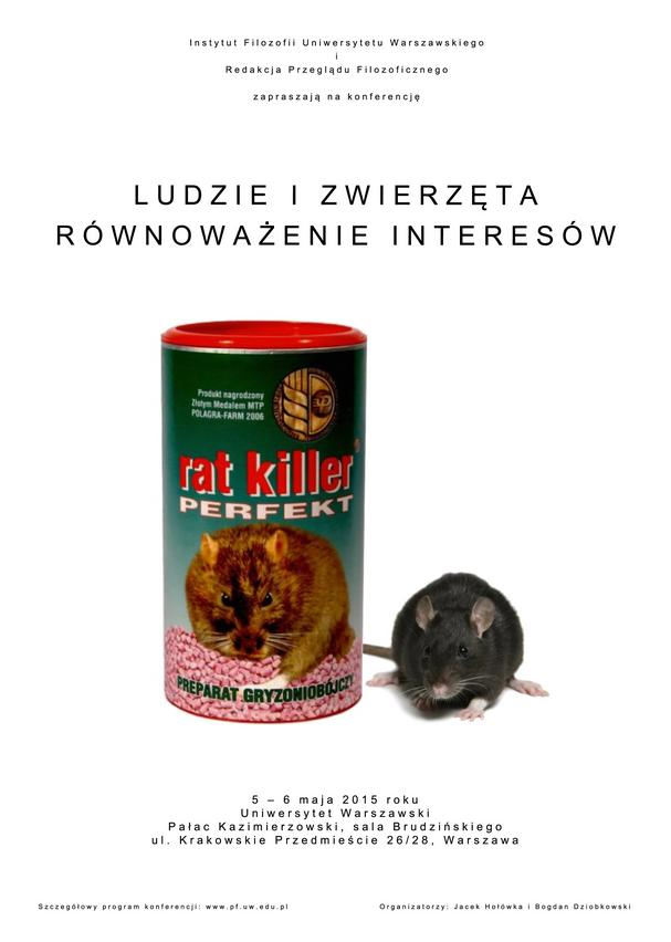 Ludzie i zwierzęta: równoważenie interesów - Konferencja na UW - AnimalStudies.pl