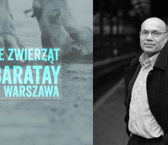 Biografie zwierząt - spotkanie z Éricem Baratayem - AnimalStudies.pl