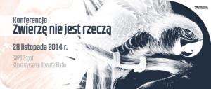 """Konferencja """"Zwierzę nie jest rzeczą"""" - AnimalStudies.pl"""